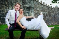 Svatební festival pod hrází