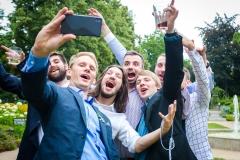 Svatební selfie