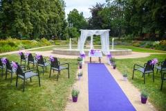 Svatební obřad v Jablonci na Nisou
