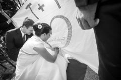 Svatební test zručnosti prostříhám srdcem