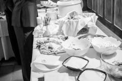 Odpolední svatební raut pro hosty