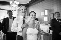 Novomanželé a tatínkové