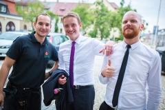 Zdeněk, Tomáš a Jirka