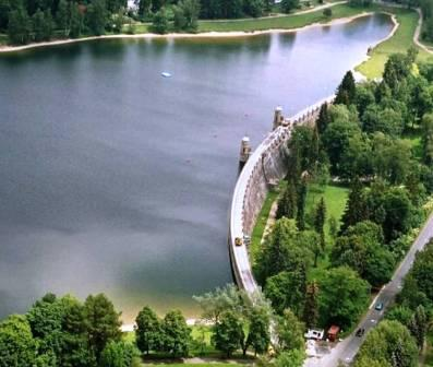 Ubytování Jablonec přehrada